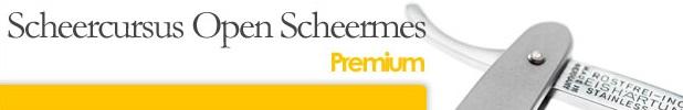 Scheercursus open scheermes - De Heerensalon